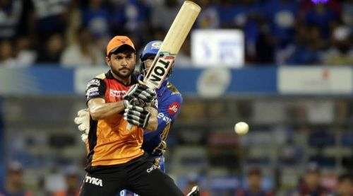 NABI, PANDEY LEAVE IT LATE