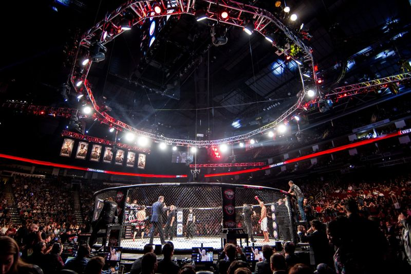Bellator MMA is looking to sign another top WWE star