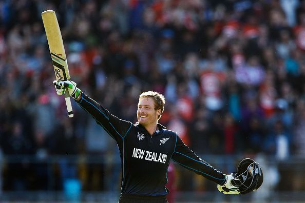 Martin Guptill scored most runs in 2015 World Cup