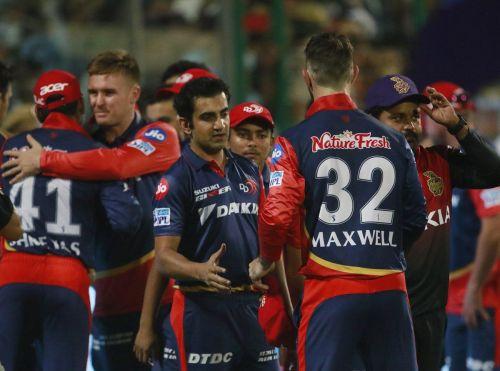 IPL 2018: Delhi's Fall