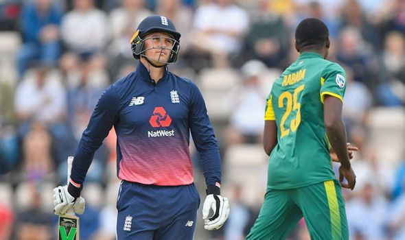 Jason Roy & Kagiso Rabada will go head-to-head tomorrow