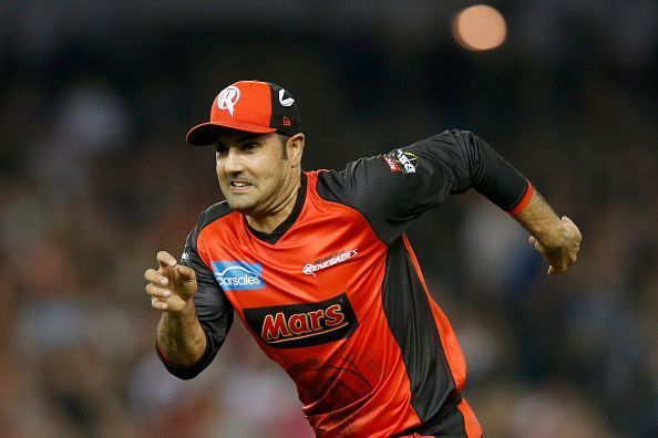 Mohammed Nabi got his first game of the season in place of the injured Kane Williamson