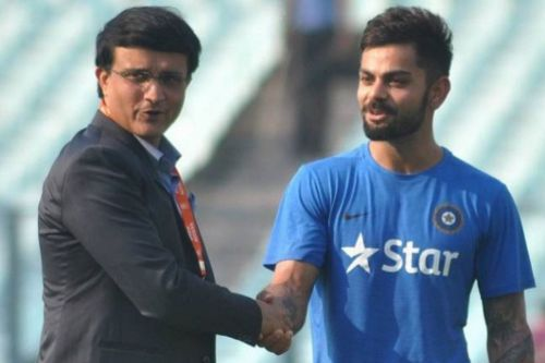 Virat Kohli breaks the Sourav Ganguly records