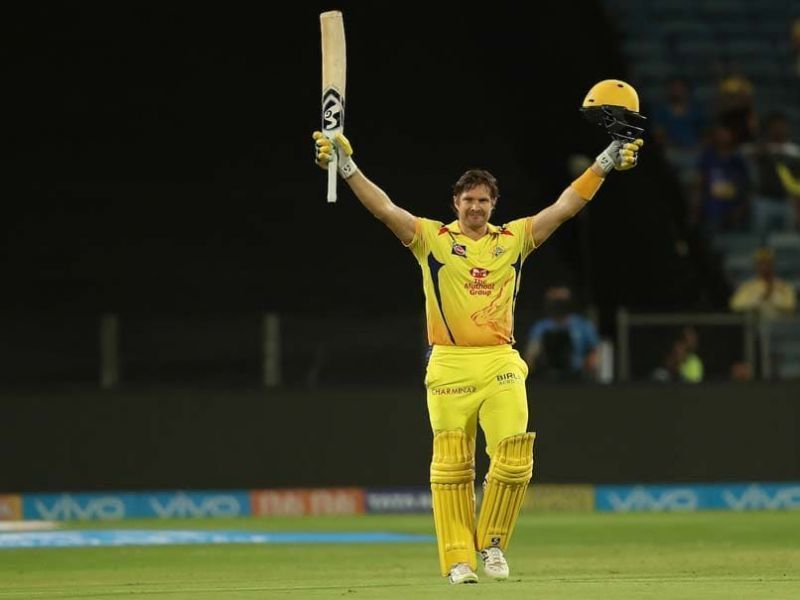 Shane Watson has completely looked off colour this season. (Picture courtesy: iplt20.com/BCCI)