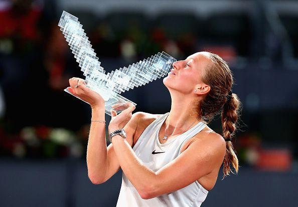 Petra Kvitova will open her title defence against American teenager Sofia Kenin