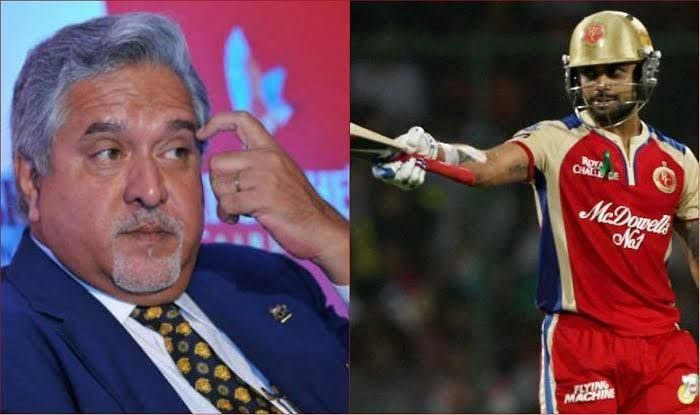 Vijay Mallya Devastated With Royal Challengers Bangalore Poor performance in 2019 IPL season!!
