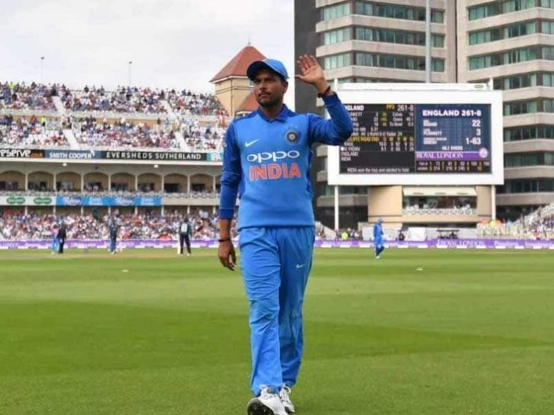 Kuldeep Yadav of India has the best bowling figures in all ODIs played at Trent Bridge