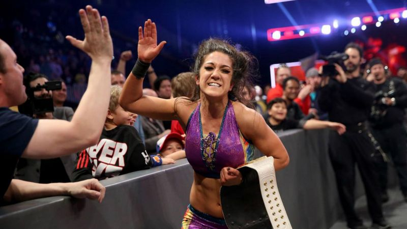 Image result for bayley raw women