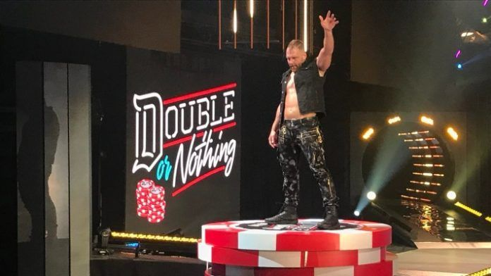 Jon Moxley deserves Kenny Omega to end a memorable night.