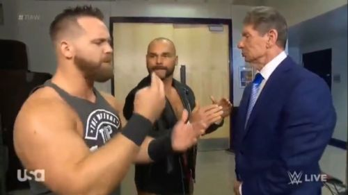 The Revival with Vince McMahon