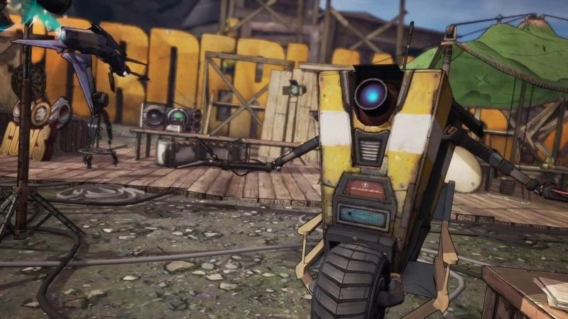 Claptrap has been a vital part of every title in the Borderlands franchise