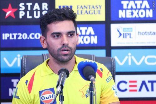 Deepak Chahar (image courtesy: iplt20.com)