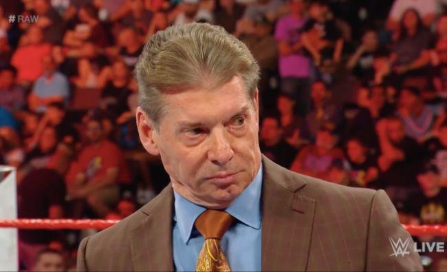 Vince McMahon isn