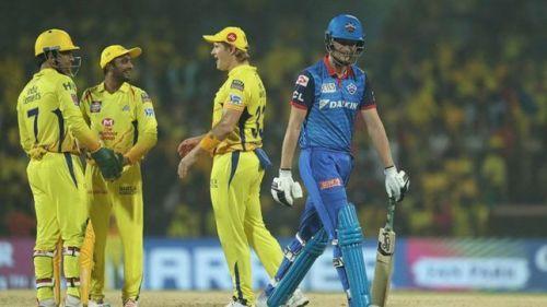 டெல்லி vs சென்னை