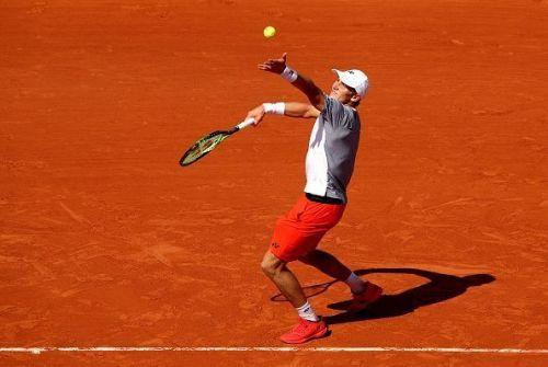 Ruud showed glimpses of his brilliance in his 3rd round match against Roger Federer at the French Open