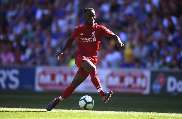 Injuries have prevented Keita from reaching his best