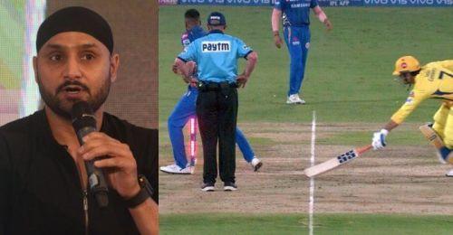 Harbhajan Singh felt that CSK were unlucky