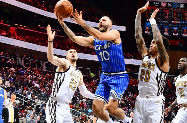Fournier failed to make defenses pay as he would have liked.