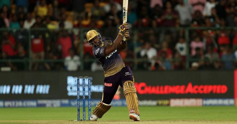 Andre Russell has been one of the best six hitters this season