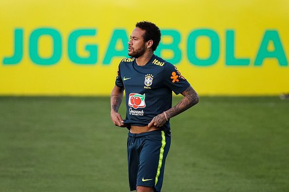 Brazilian superstar - Neymar Junior
