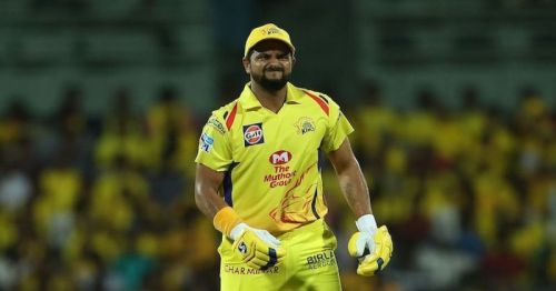 Suresh Raina is the leading run scorer in Qualifier 1 (picture courtesy: BCCI/iplt20.com)