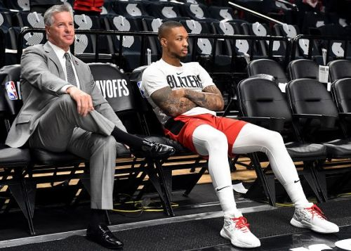 Damian Lillard had 32 points in Game 6 win at home