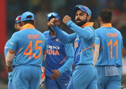 India heads into the 2019 World Cup as one of the favorites