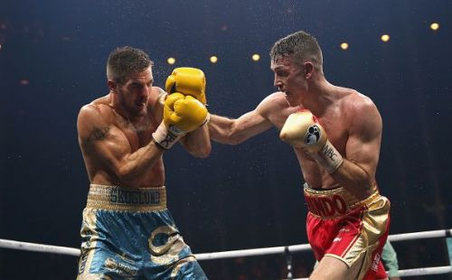 Callum Smith v Erik Skoglund: Super Middleweight Quarter-Final - World Boxing Super Series