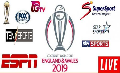 World cup Live streaming Channels