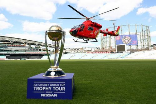 ICC Cricket World Cup Trophy Tour