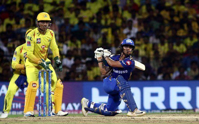 Ishant Kishan - Image Courtesy (BCCI/IPLT20.com)