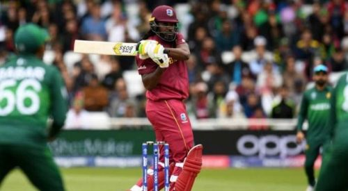 Image result for West Indies defeat Pakistan by 7 wickets