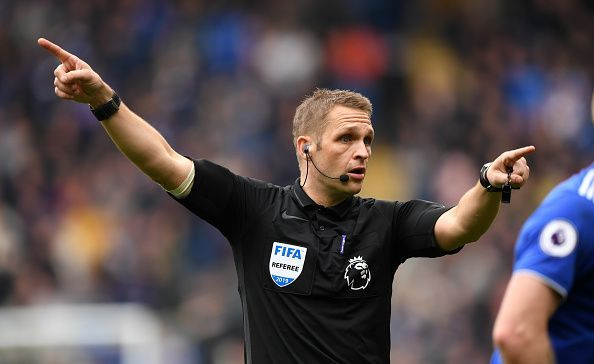 Gamechanging refereeing - Cardiff v Chelsea