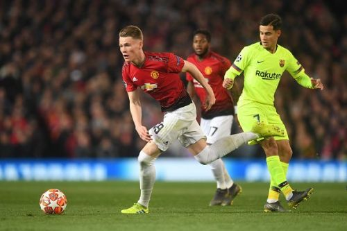 Scott McTominay has established himself in the first-team this season
