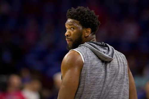 Joel Embiid's health continues to bother the Philadelphia 76ers