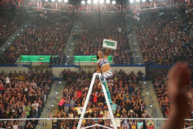 Bayley instantly became SmackDown