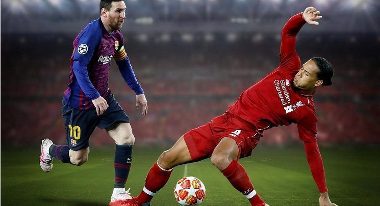 Lionel Messi and Virgil Van Dijk are both in the running for the Ballon d