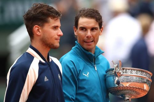 Will the roles be reversed this time? Nadal and Thiem after the French Open 2018 Final