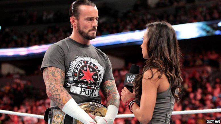 Punk with AJ