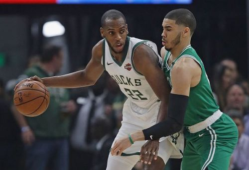 Boston Celtics v Milwaukee Bucks - Game Five