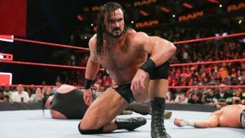 Drew McIntyre could win the 50-man Battle Royal.