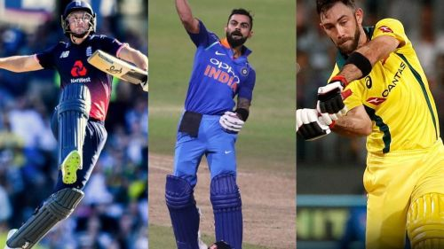 Buttler, Kohli, and Maxwell can be hot picks of CWC 2019