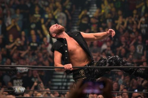Moxley is in AEW and the stakes have been raised