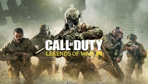 Call of Duty Mobile: Legends of War
