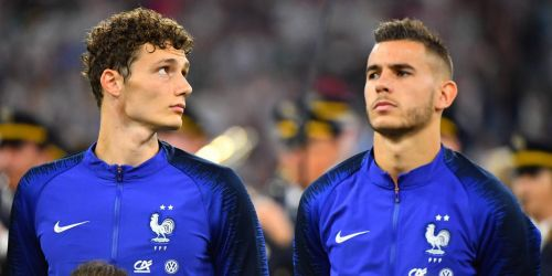 French World Cup winner duo Lucas and Pavard will wear Bayern colours from next season,