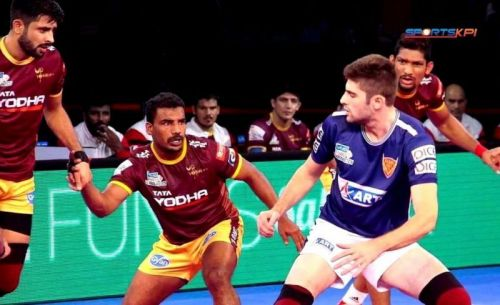 Jeeva Kumar will play for Bengal Warriors in PKL 7