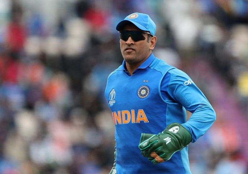 ICC had requested BCCI to take off the Army sign from MS Dhoni