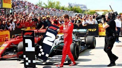 Sebastian Vettel - Canadian Grand Prix 2019
