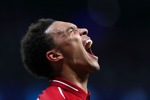 Trent Alexander-Arnold played a vital role in Liverpool's Champions League success