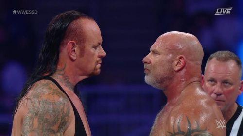 Was this Goldberg's last match?